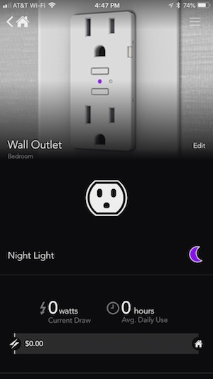 Controlling the night light idevices customer support on ios devices you can also ask siri to turn the night light on or off for example hey siri turn off my switch night light mozeypictures Choice Image
