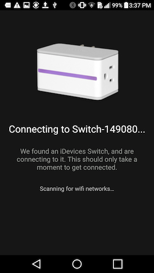 Setting up Switch on Android – Customer Support