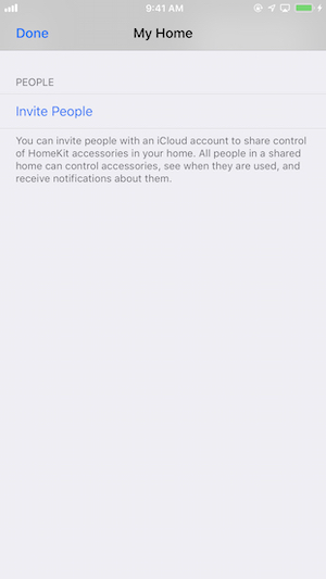 Share Control of your Accessories on iOS – Customer Support